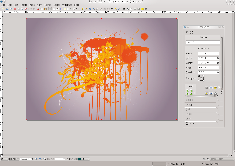 """Adobe Illustrator import"
