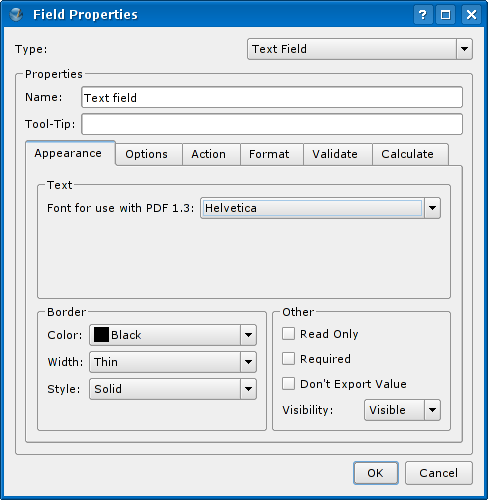 Pdf form text field properties.png